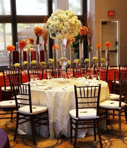 Tmx 1302548205465 Ivorypintucktablecloth Costa Mesa wedding rental