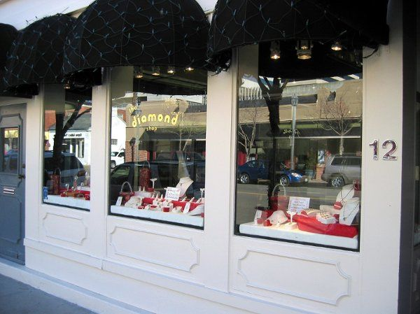 A view of the storefront from North Central.
