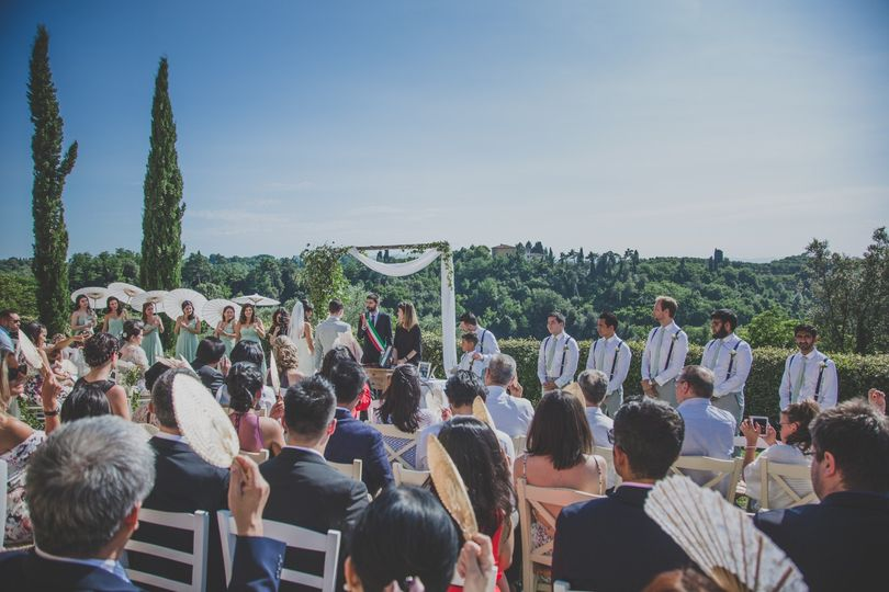 Wedding At Borgo di Colleoli