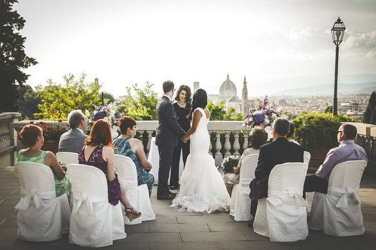 Wedding at Villa La Vedetta