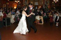 Classy bridal dance
