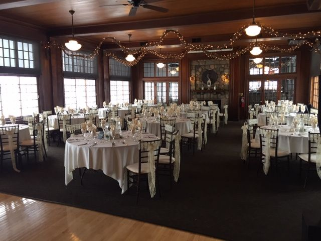 Waldenwoods before reception