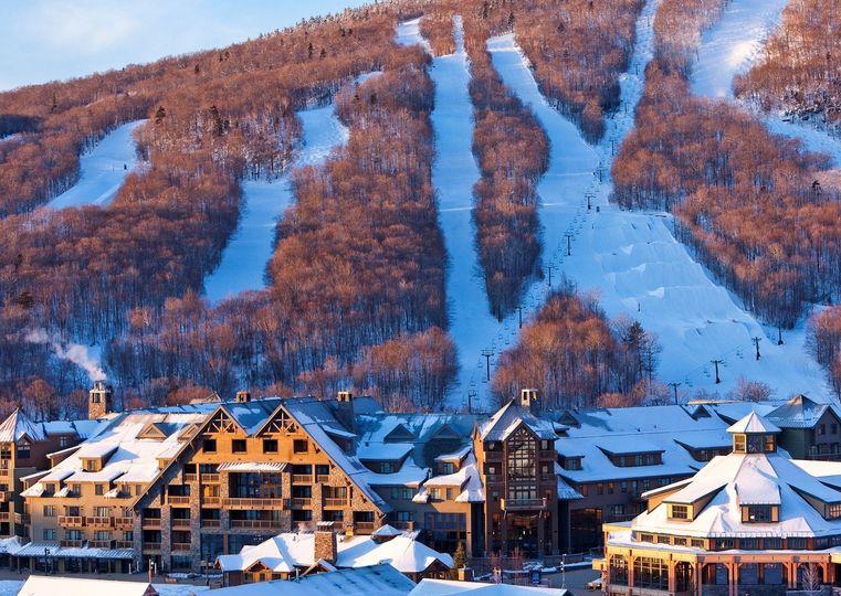 winter lodge mtn