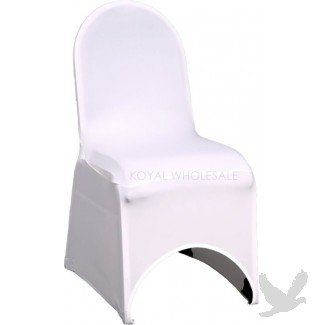New for 2009 - Spandex Chair Cover, Bestseller.
