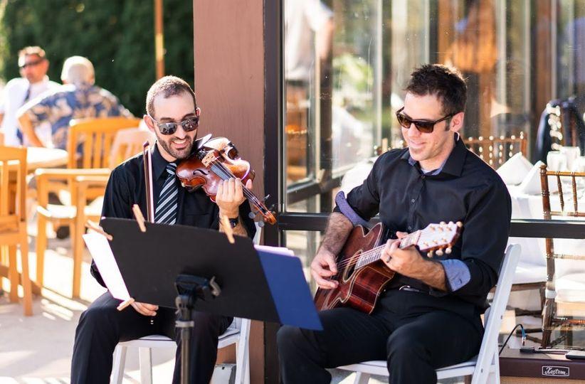 Guitar and Violin duet recepti