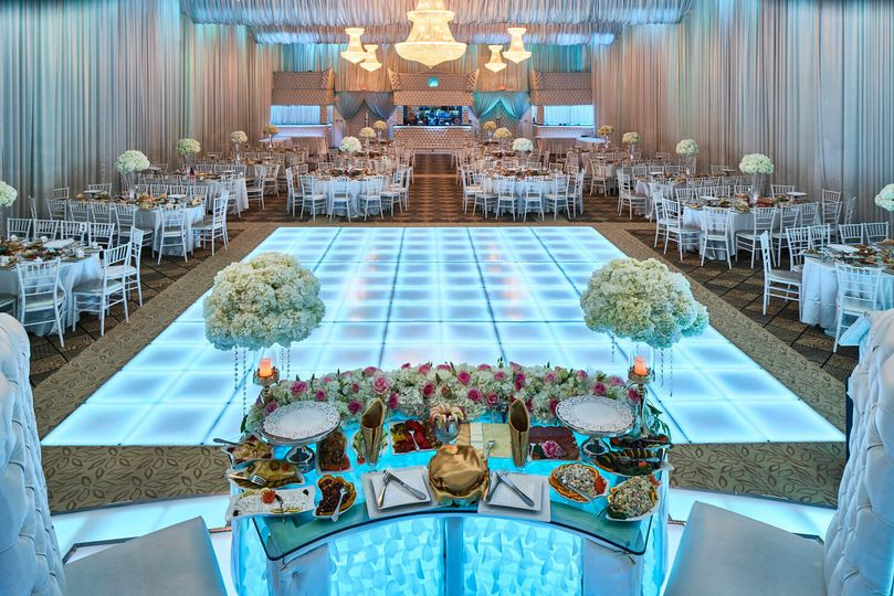 Unique Wedding Venues Near Me For Unforgettable Moment: Royal Palace Banquet Hall