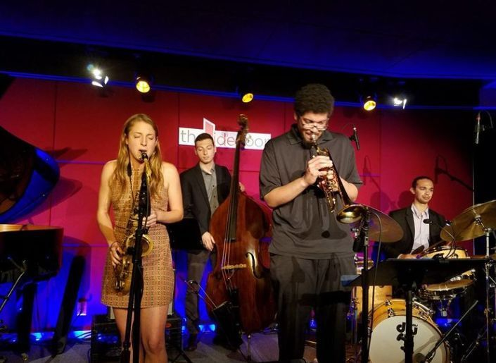 Alden Hellmuth Quintet