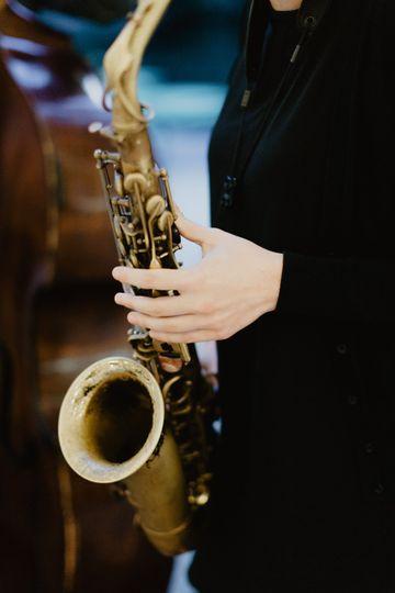 AH Trio: Saxophone