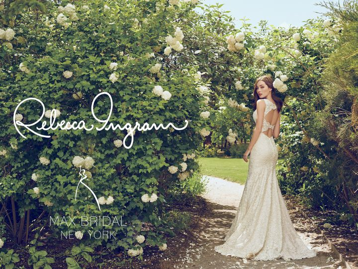 Tmx 1479055364704 Rebecca Ingram Introsmall Syosset wedding dress