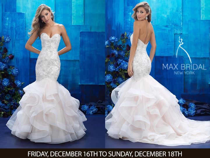 Tmx 1481143716323 Trunkshowinstagram Syosset wedding dress