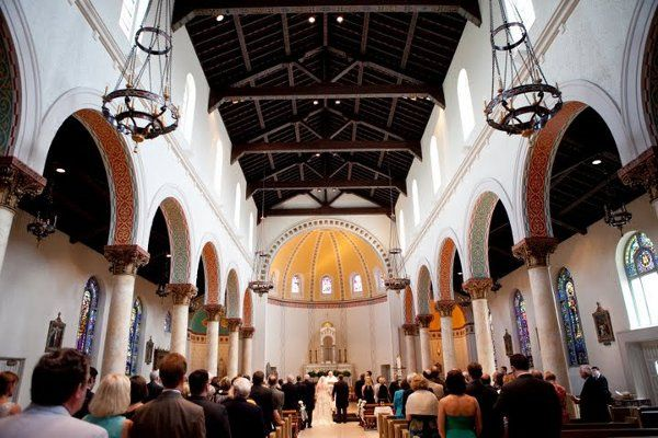 The wedding venue   Photo courtesy of Caties Photography