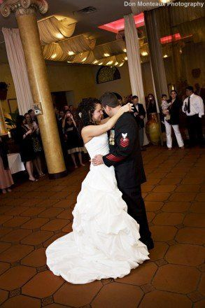 Couple slow dancing   Photo courtesy of Don Monteaux photography
