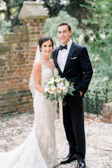 Sweet southern wedding
