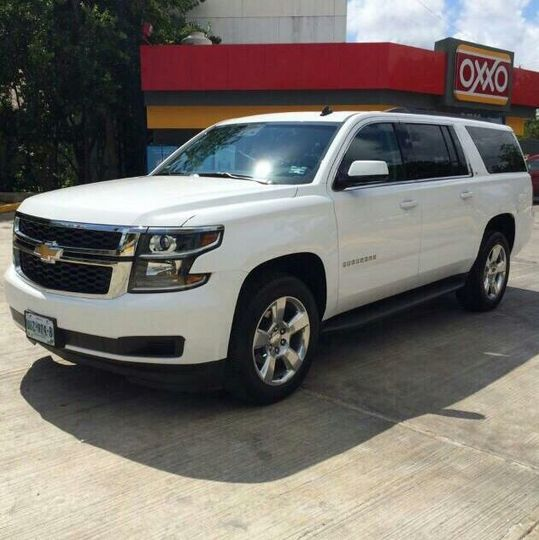 Private Luxury Cancun Airport Transportation