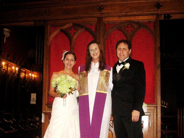 Tmx 1362795862299 MoskowitzHolidayWedding2012RUKirkpatrickChapel Middletown wedding officiant