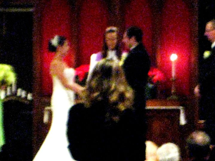 Tmx 1362795885462 MoskowitzweddingKirkpatrickChapel Middletown wedding officiant