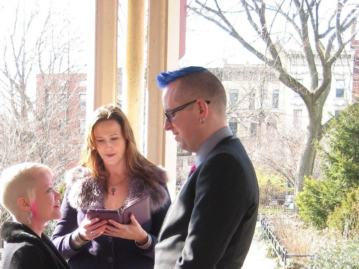 Tmx 1369010066087 Lovebirds About To Marry Middletown wedding officiant