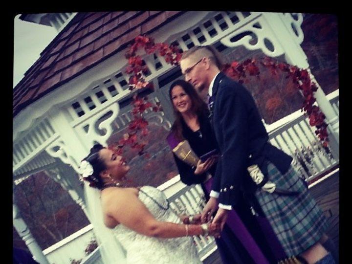Tmx 1386550531306 Livandjohngetmarrie Middletown wedding officiant