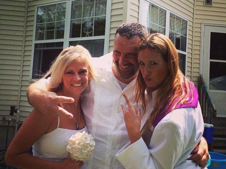 Tmx 1413849269671 Liz Farrell Wed Photo Middletown wedding officiant