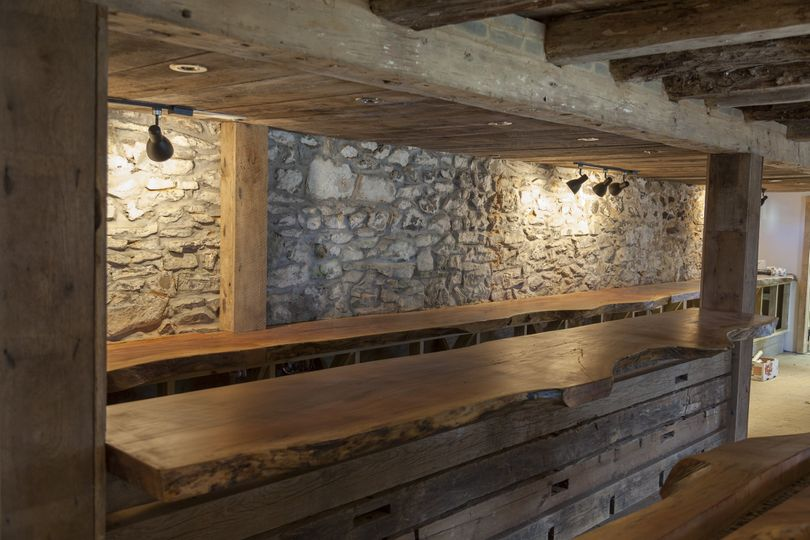 The Rustic Barn Undercarriage