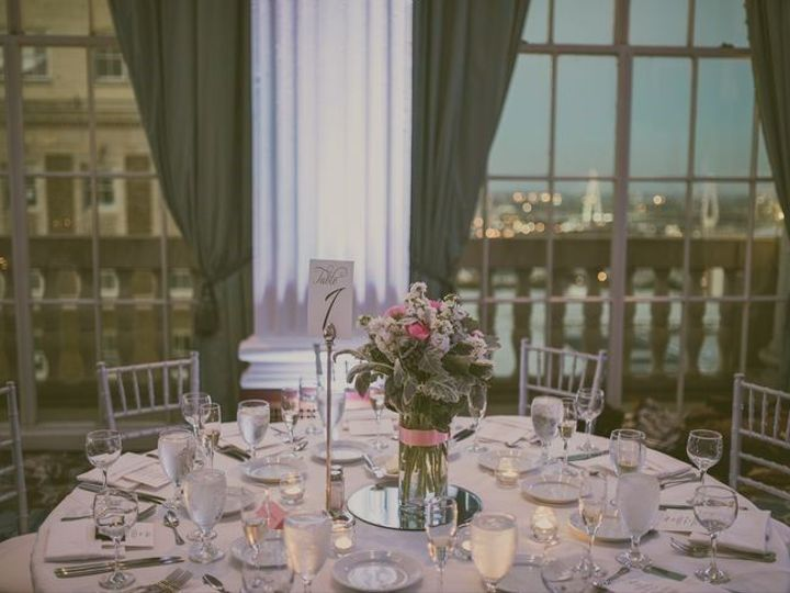 Tmx 1539130633 6d7de008ae8d05d1 1539130632 A9e79a3cf2f2c381 1539130630682 2 Dinner Table   Cry Saint Louis, MO wedding venue