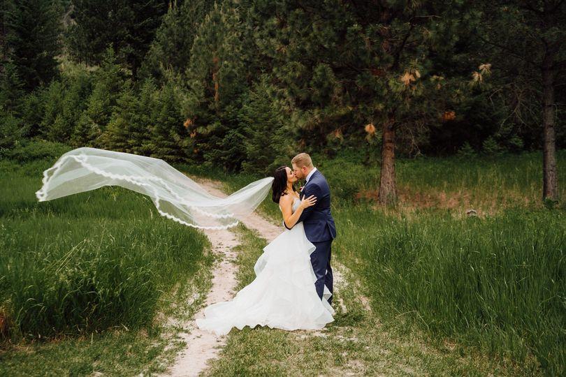 Windy veil