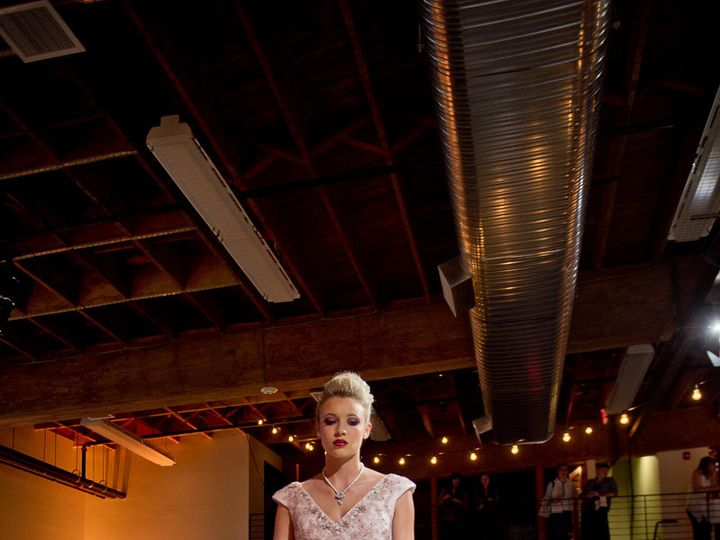 Tmx 1456658995021 9899 Moscastudio Urban Unveiled 2015 Oregon Bride  Portland wedding dress