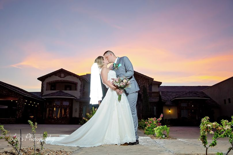 Superstition manor bride and g