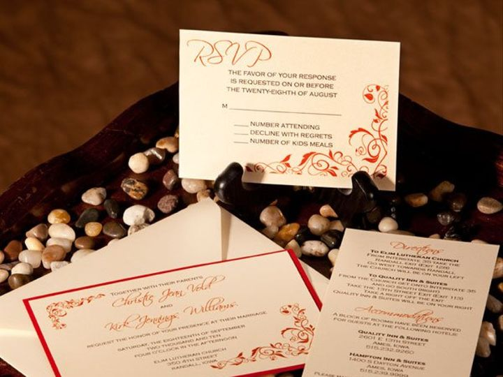 Tmx 1280856647776 5 Ankeny, IA wedding invitation