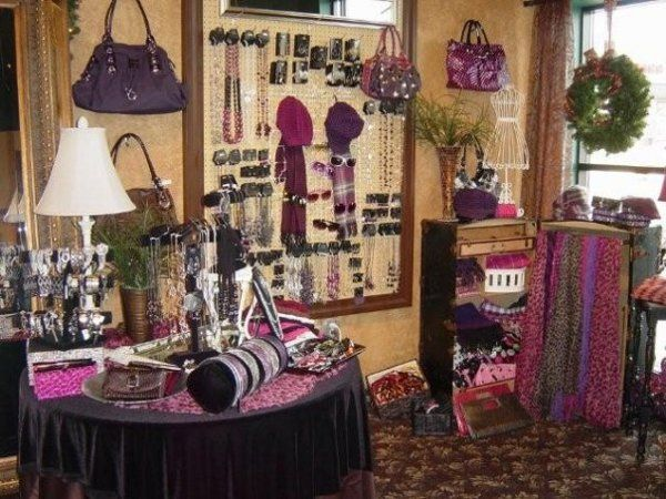 Accessories grouped by colors. Everything you're looking for at prices you never thought you'd find!