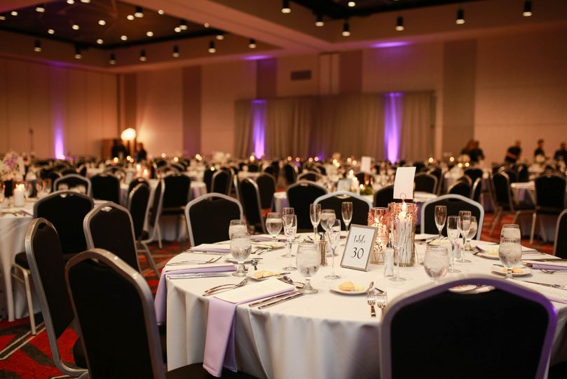Large Event Spaces