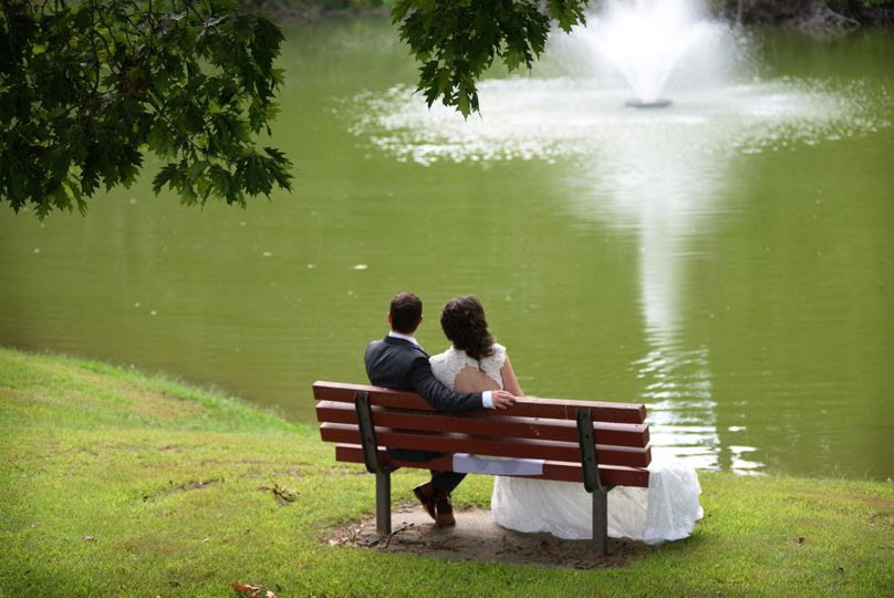 Look Park Wedding