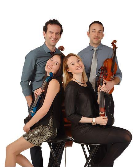String Quartet Wedding Songs Ideas: Elegance String Quartet