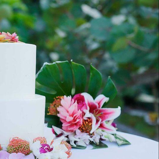 Suga Mama's Bakery Wedding