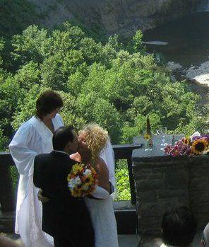 Tmx 1315599270794 JulieandJoel. Perry wedding officiant