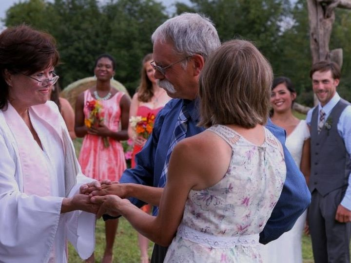 Tmx 1380056103111 12314578799929553671889046465n Perry wedding officiant