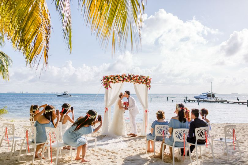 Perfect ceremony