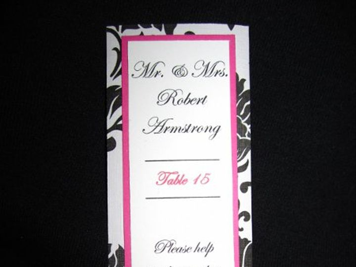 Tmx 1333417048682 IMG1384 Brick wedding invitation
