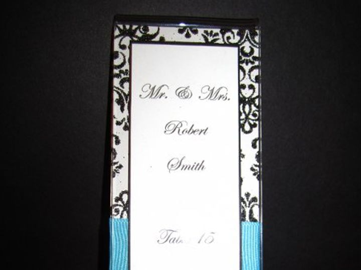 Tmx 1333417605401 IMG1225 Brick, NJ wedding invitation