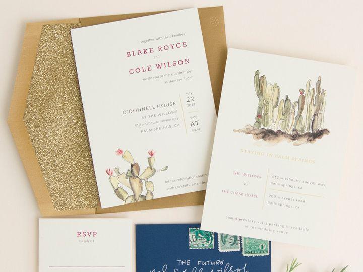 Tmx 1486315839999 Envelopments Social Media Photos 1 Brick, NJ wedding invitation
