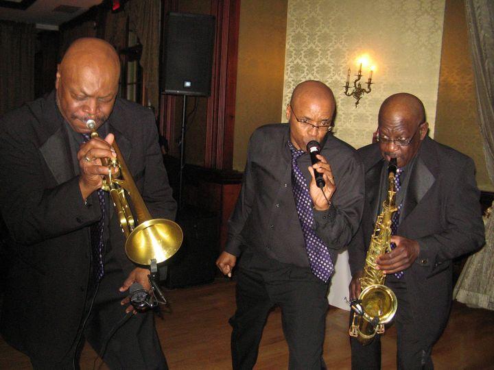 Tmx 1399386163363 04 New York, NY wedding band