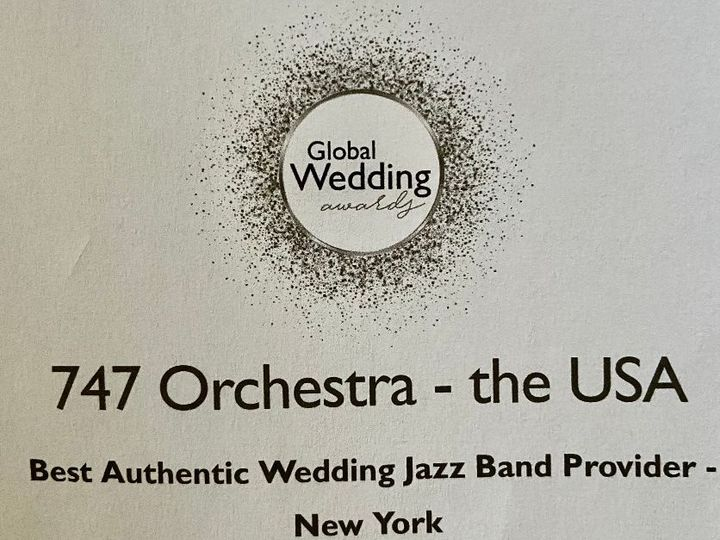 Tmx Award Jazz Band 51 70402 162384594562814 New York, NY wedding band