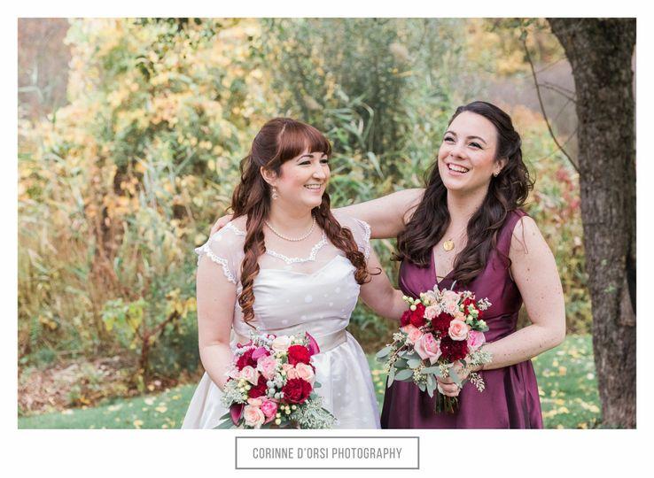 Wedding look ideas