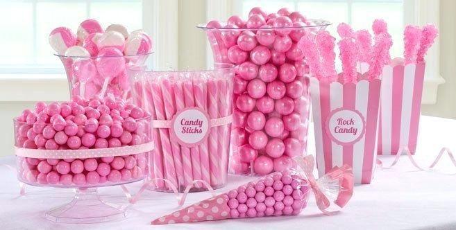 Baby Shower Candy Table/Buffett