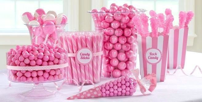 Tmx 1534175816 4f11034337f90f3e 1534175815 37e482ae38526ef1 1534175815607 12 Pink Candy For Ba Zebulon wedding cake