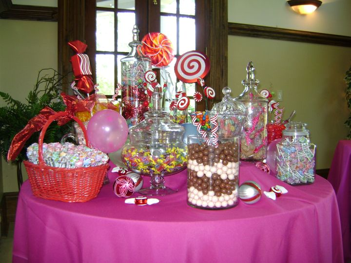 Tmx 1534175874 Dedce6e203392ccb 1534175871 E3ebd28c55ee2eb1 1534175836699 13 Candy Station Zebulon wedding cake