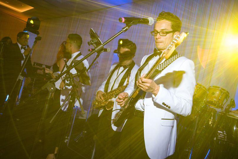 AL-Vento Entertainment - Social Sound Band