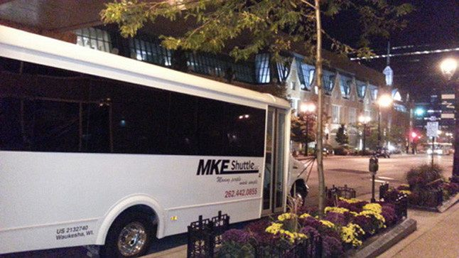 Tmx 1424148937728 Wisconsincenter Waukesha wedding transportation