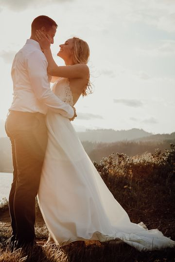 Anchor & Pine Wedding Photo