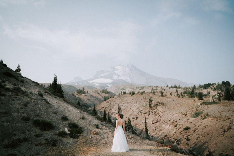 Mount Hood Elopement